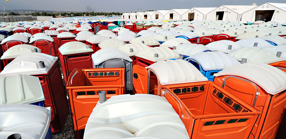 Champion Portable Toilets in Kent, WA